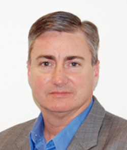 Steve Oberle, Vice President of Sales at ZyXEL Communications, Inc.